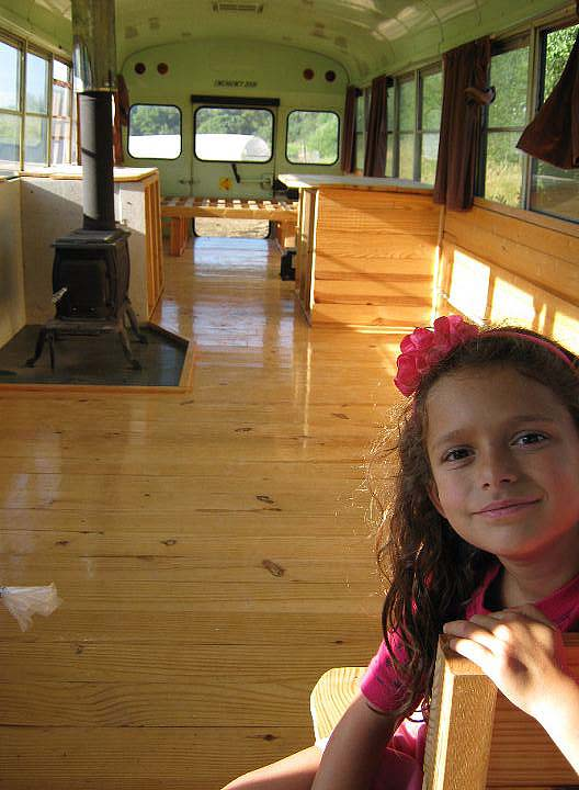 School Bus Tiny Home Brings Meaning To Life Rvshare Com
