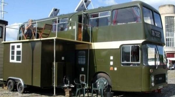 Bristol Couples Double Decker Bus Conversion 600x334