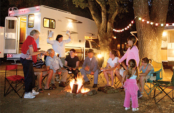 7 Reasons Summer RVing is the Perfect Family Vacation