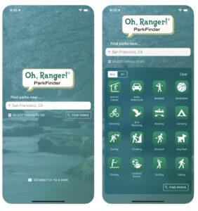 oh ranger mobile app
