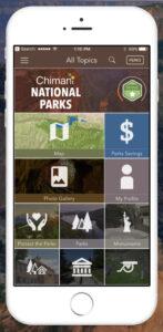 chimani mobile app