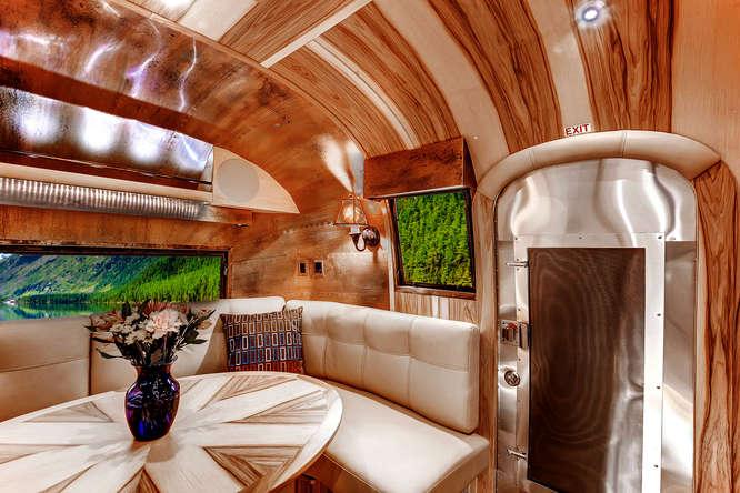 Custom Built Travel Trailers >> Ridgway – The Custom Airstream That Will Make You Swoon - RVshare.com