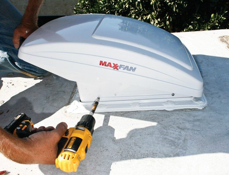 Rv Roof Vents Replacements Covers Parts And More Need