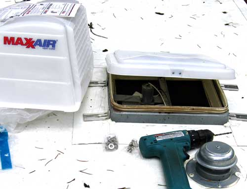 Rv Vent Lid Replacement Instructions Rvshare Com