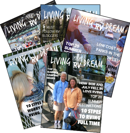 Living the RV Dream Magazine