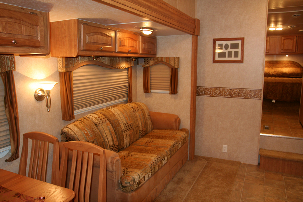 5 Steps For Mounting On Your Rv Walls Rvshare Com