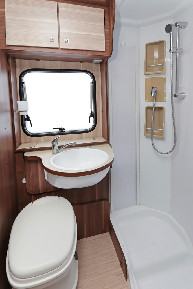 5 Tips for Keeping your RV Bathroom Clean and Fresh