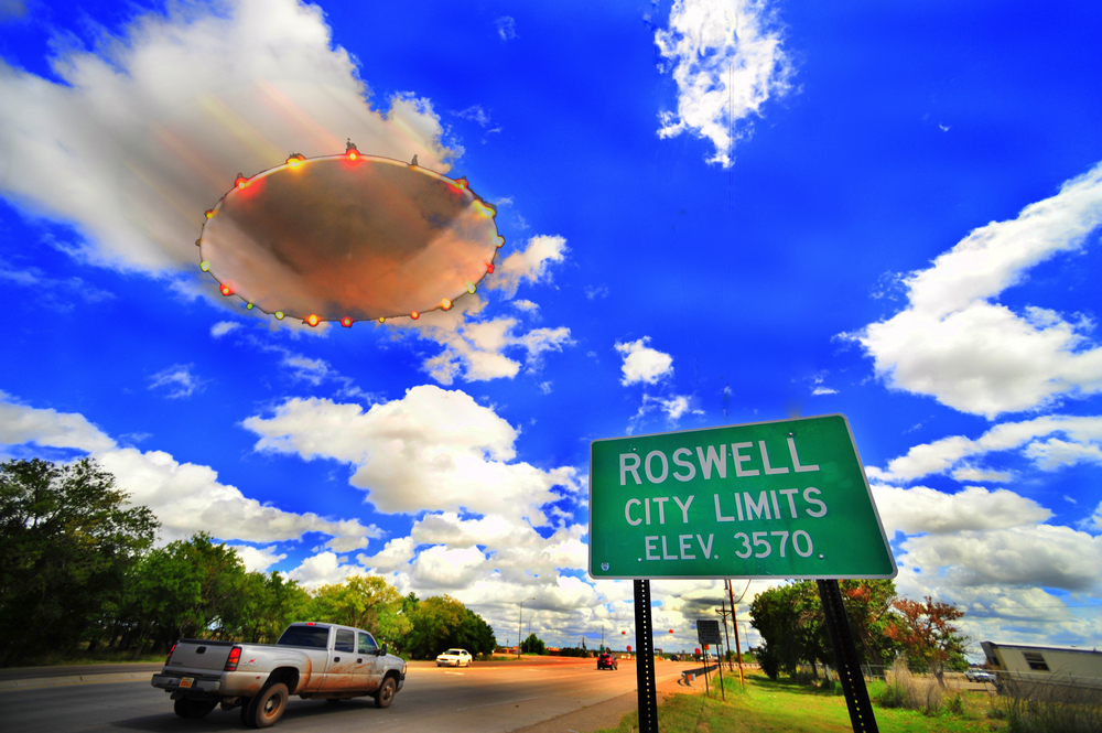 roswell places weird visit ufo mexico festival rosswell happened traveling map really incident unusual rv festivals worth summer tripstodiscover rvshare