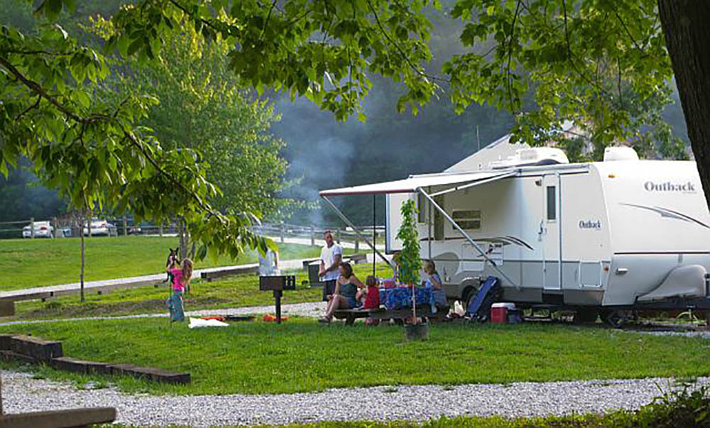Top 10 Campgrounds & RV Parks In Kentucky