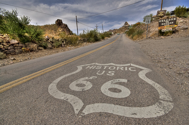 [img] Route 66