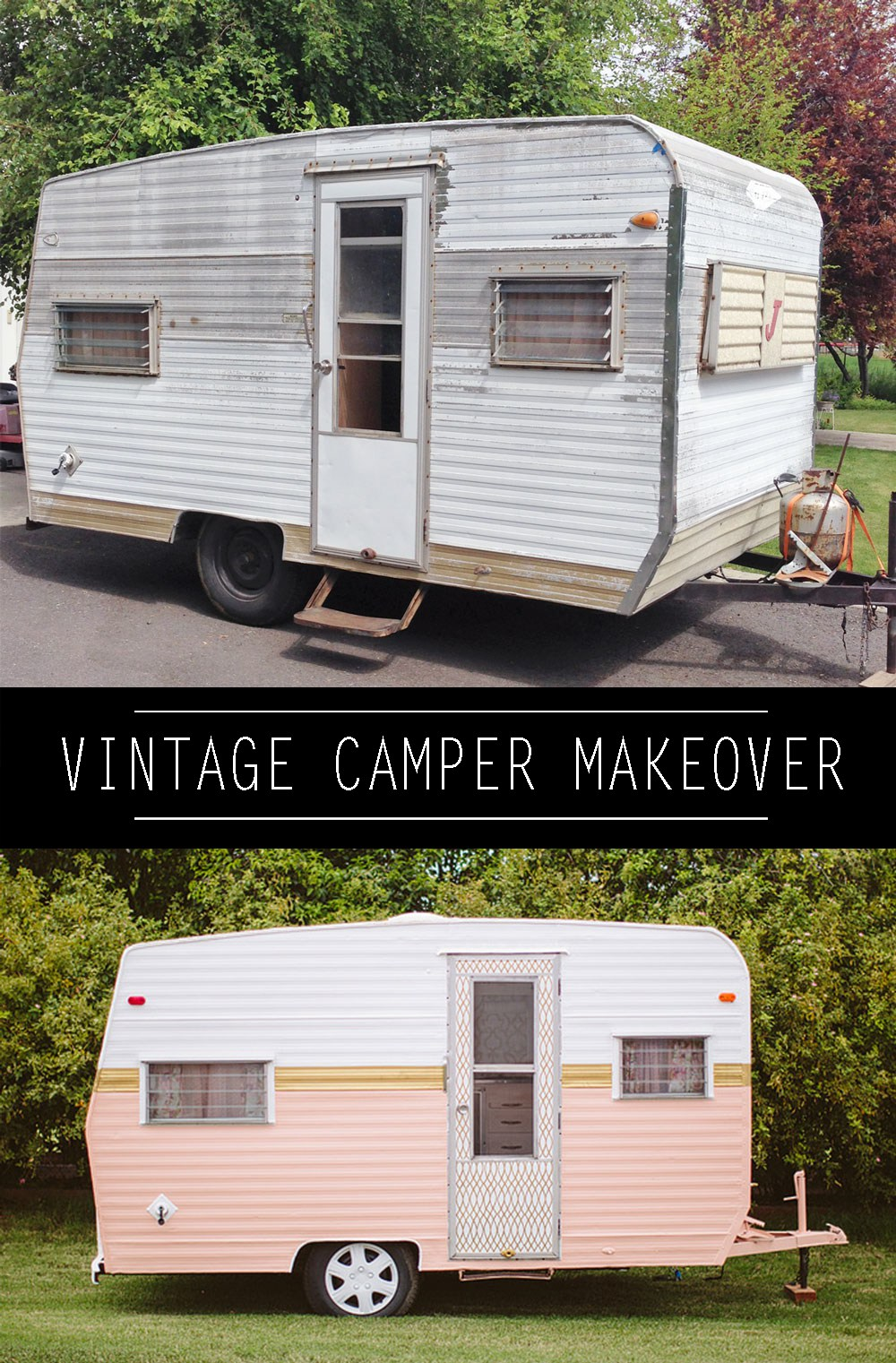 Rv: 10 Amazing Camper Remodels