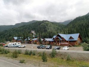 Riley Creek Campground at Denali National Park and Preserve