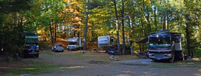 Top 10 Campgrounds Amp Rv Parks In Massachusetts