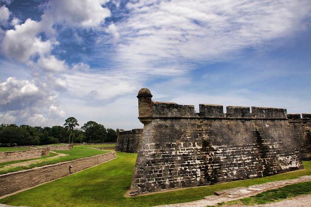 [img] Castillo de San Marcos