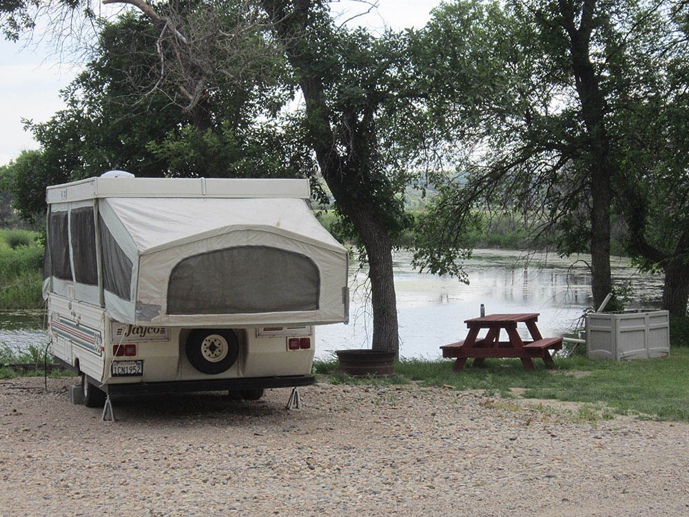 Top 10 Rv Parks Amp Campgrounds In North Dakota