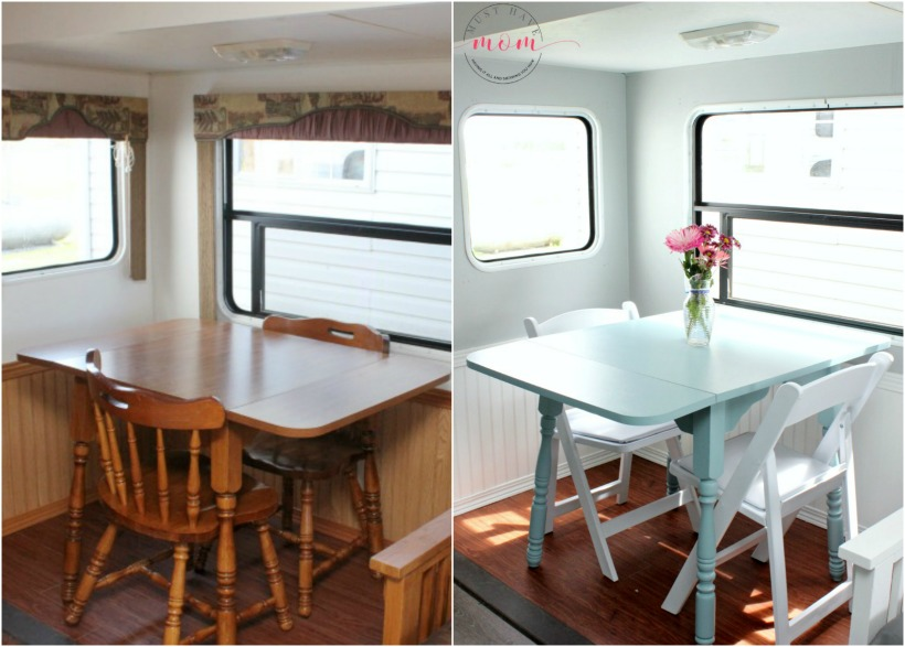 painting interior travel trailer walls 5 travel trailers that received major upgrades