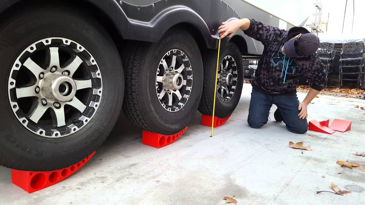 Super Easy Tips And Tricks For Leveling Your Rv Or Travel