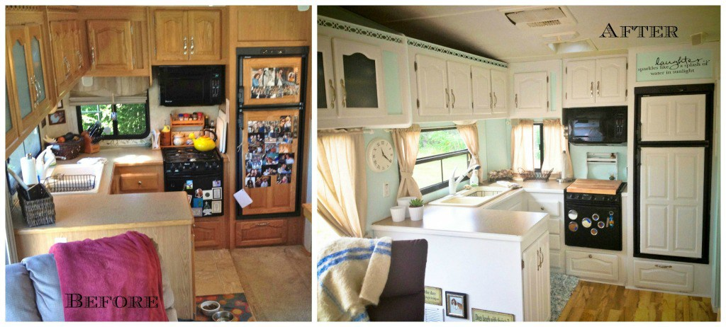 6 Practical RV Renovations for Older RVs (Plus Photos