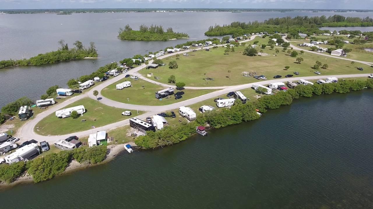 Top 10 Campgrounds Amp Rv Parks Near Melbourne Fl