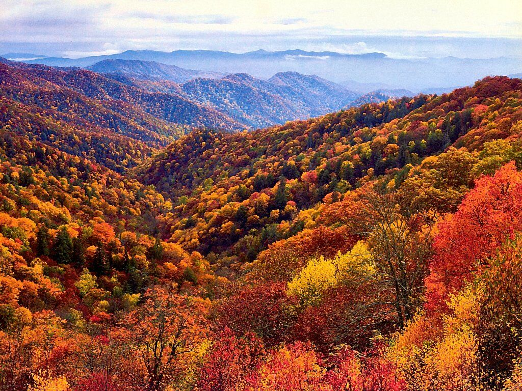 10 American Mountain Ranges Where Fall Colors Truly Shine ...