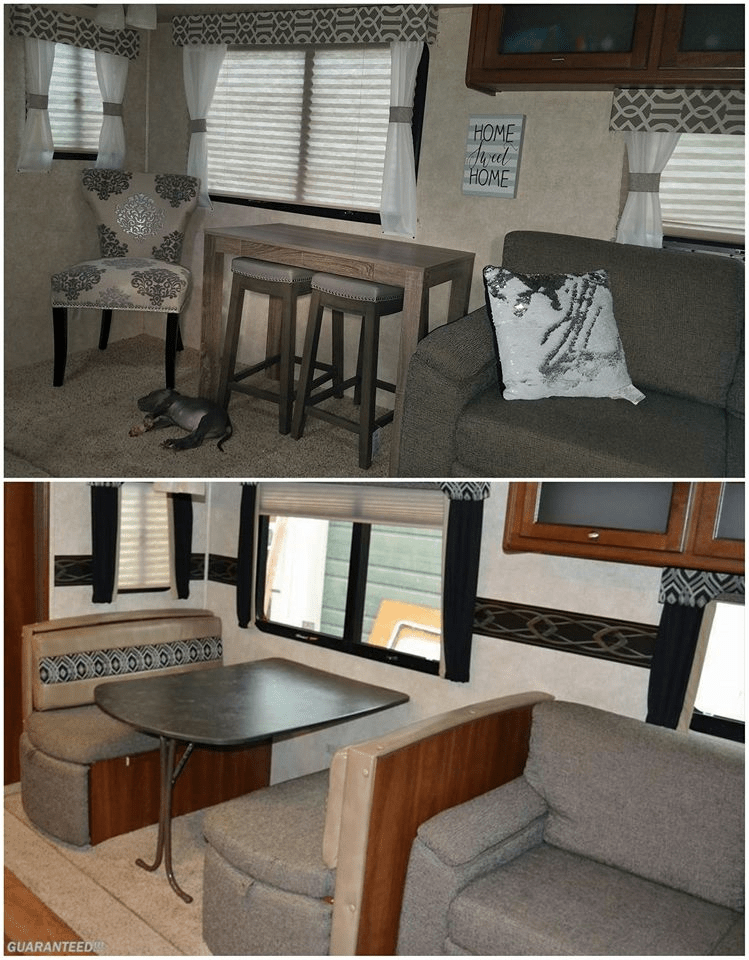 Strange Who Says A Dining Booth Is A Must For Rvs Check Out These Lamtechconsult Wood Chair Design Ideas Lamtechconsultcom