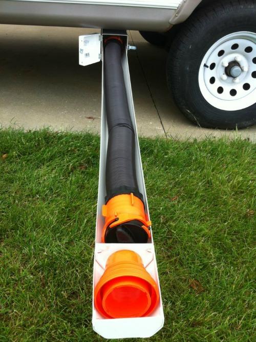 BAL 28802 Sewer Hose Carrier