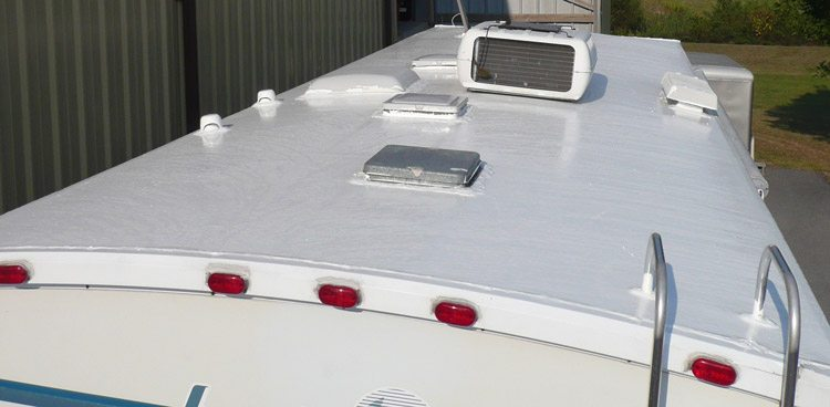 The Ultimate Guide To Rv Roof Coating Rvshare Com