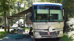 Holly Shores Pet Friendly RV Camping Resort