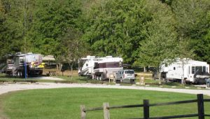 Falls Creek Cabins and Campground