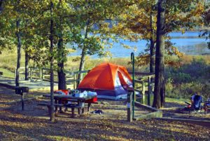 Woolly Hollow Campground