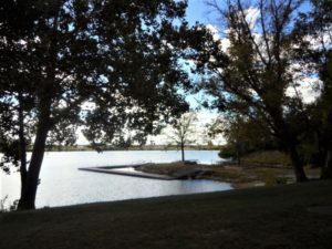 Wright-Patterson AFB Bass Lake FamCamp Military RV Park