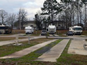Foster Creek Military RV Park and Villas