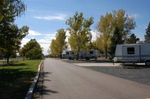 Hill AFB Famcamp Military RV Park