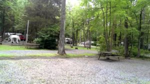 Colonial Woods Campground