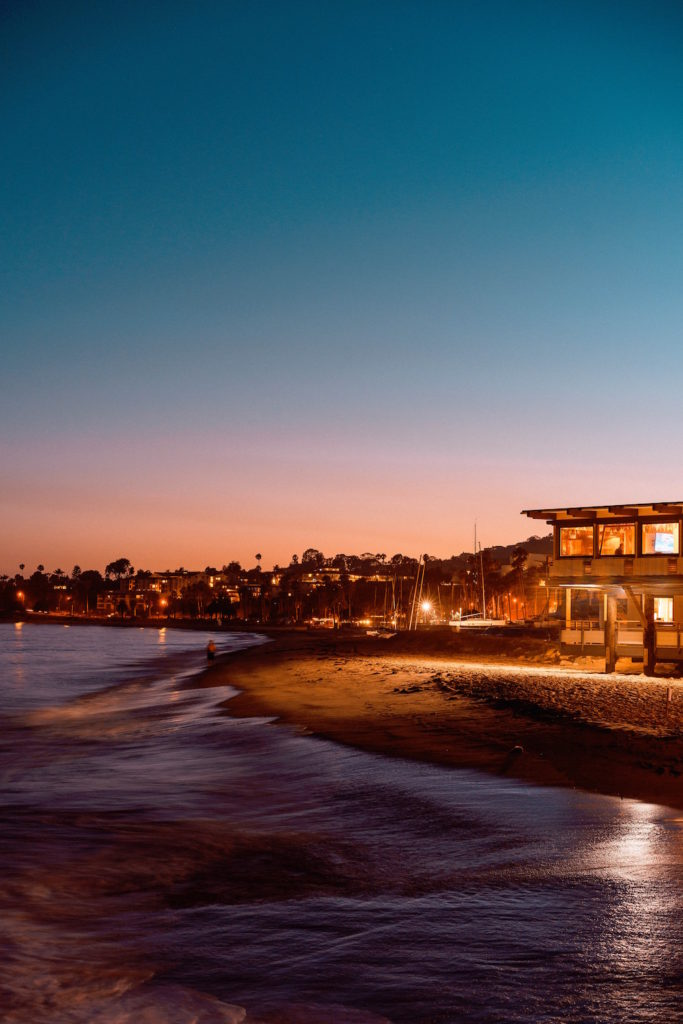 What to do at night in Santa Barbara