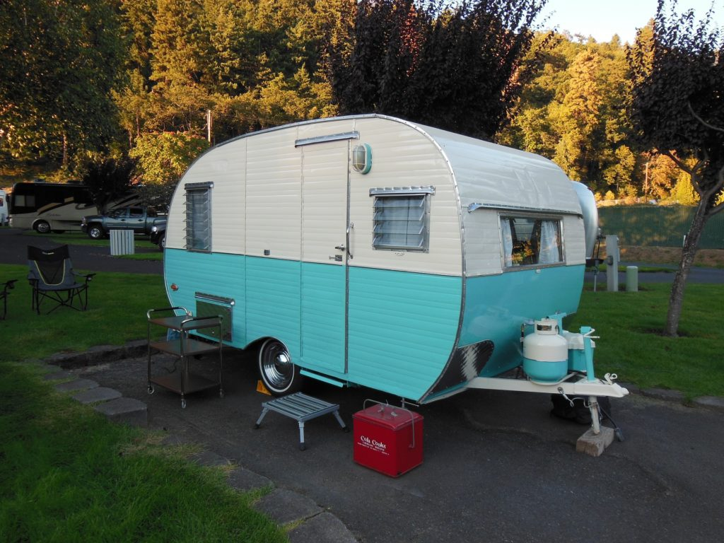 Small RV for National Parks Camping