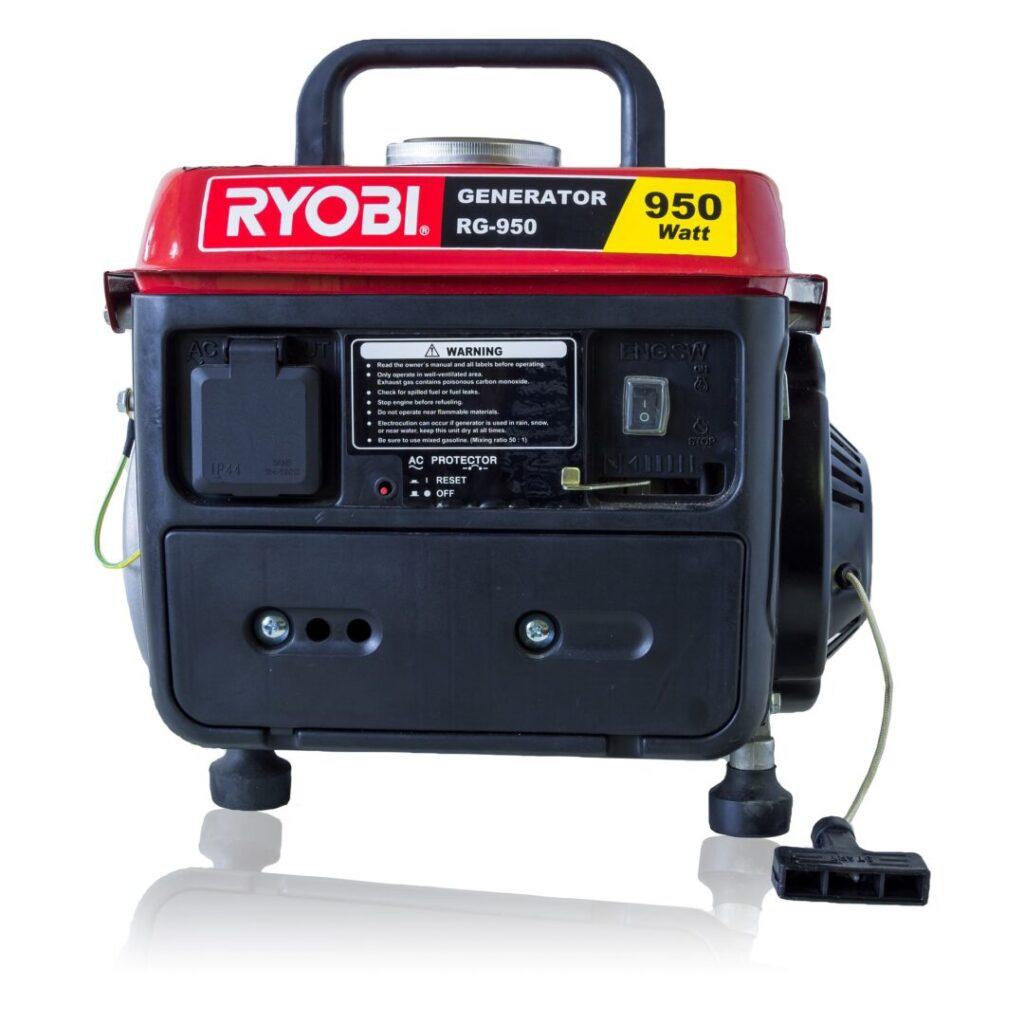 Ways to make a generator quieter