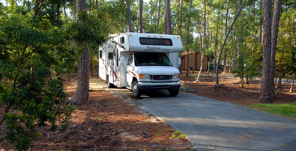 Luxury Campgrounds