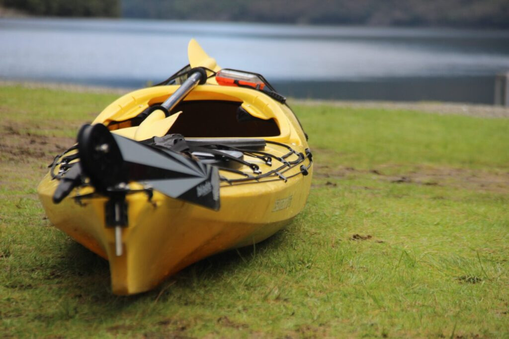 Kayak by the Water