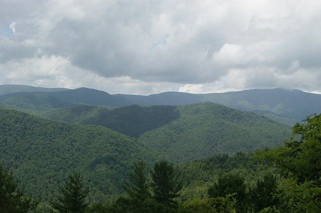 Great Smoky Mountains scenery