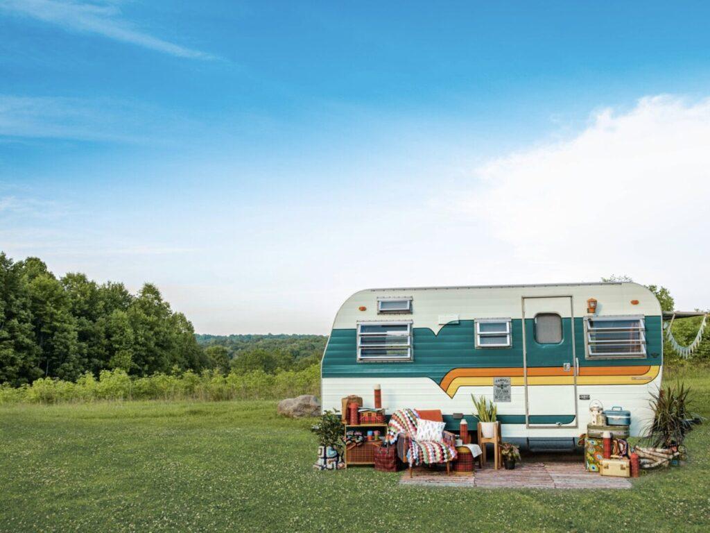 Setup Campsite