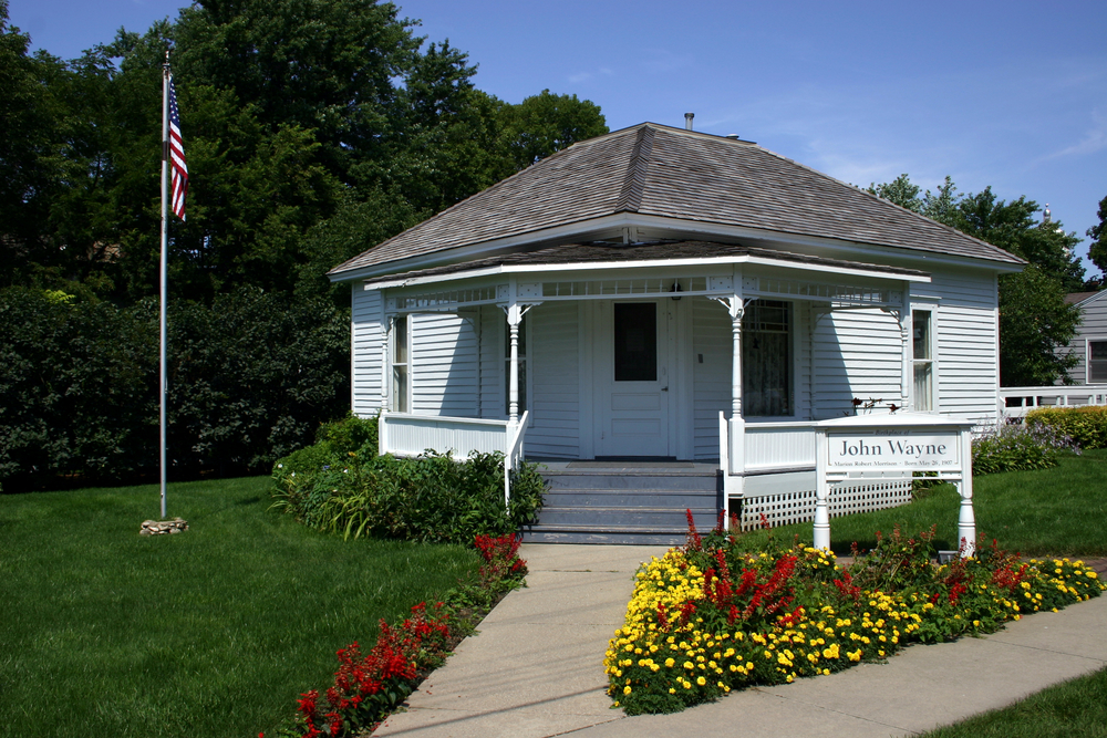 John Wayne's Birthplace