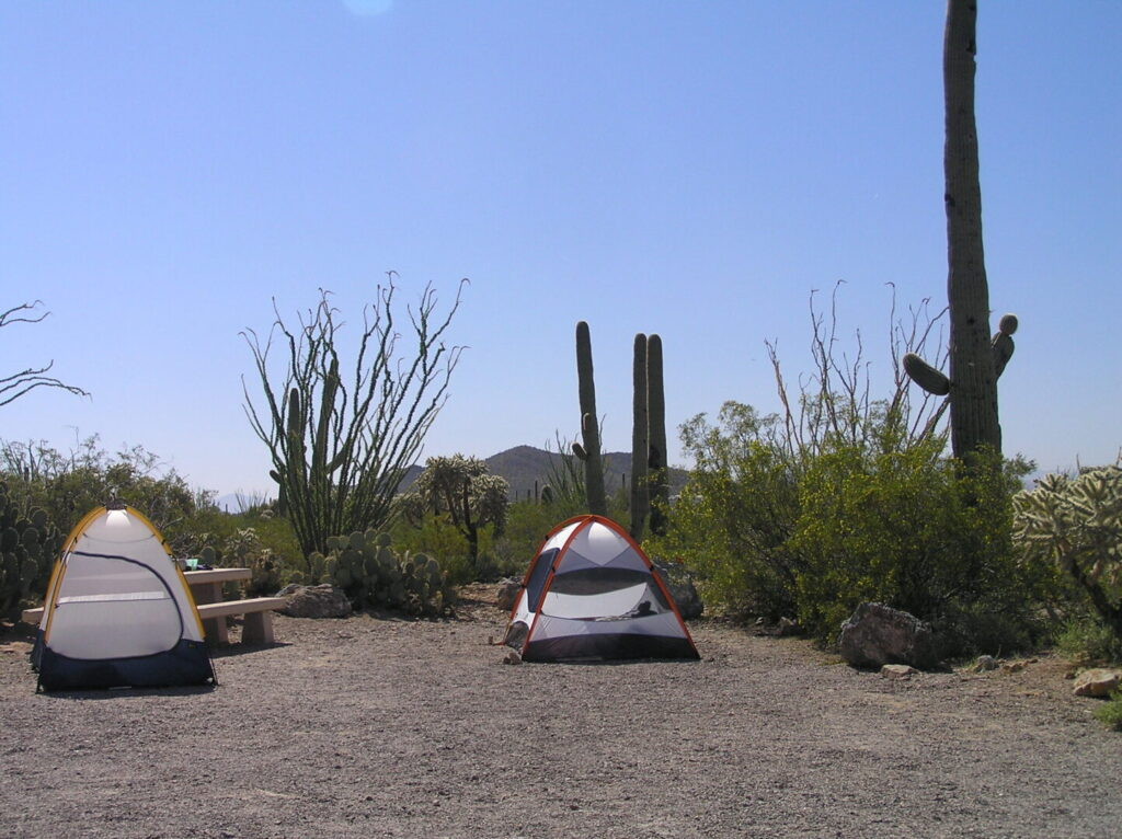 Gilbert Ray Campground