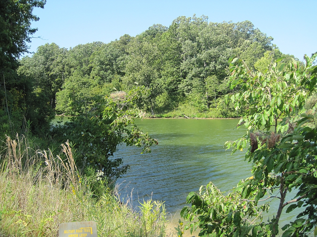 Lake Austell in Village Creek State Park