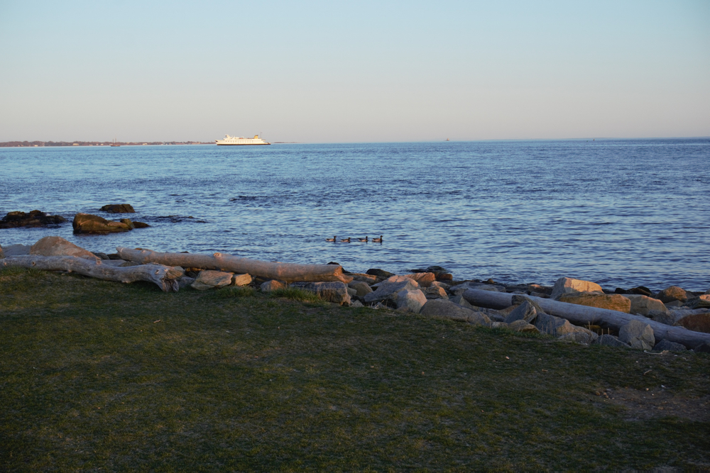 Waterford Beach Park Connecticut