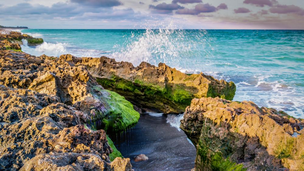 Blowing Rocks Florida