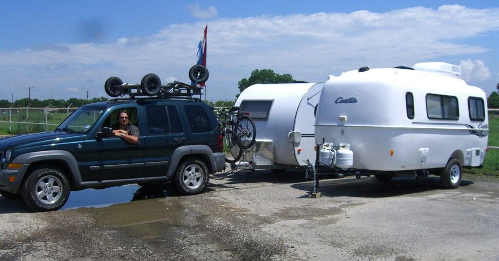 Casita trailer