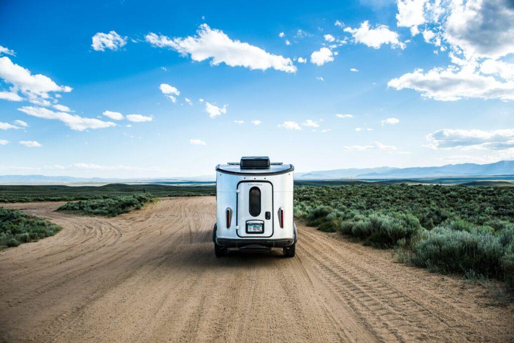 Basecamp trailer