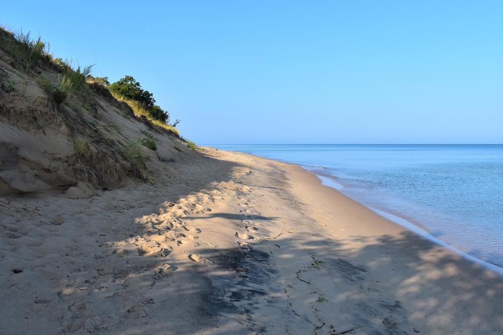 Dunbar Beach within Indiana Dunes National Park