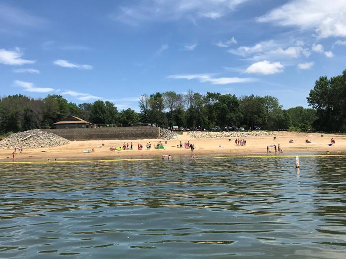 Whitebreast Beach Iowa